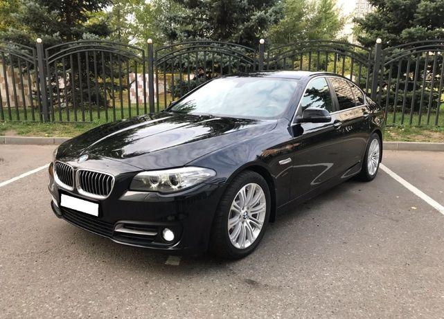 BMW 528 2016 4WD
