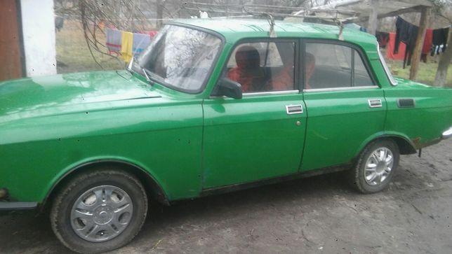 Москвич 2140 експорт