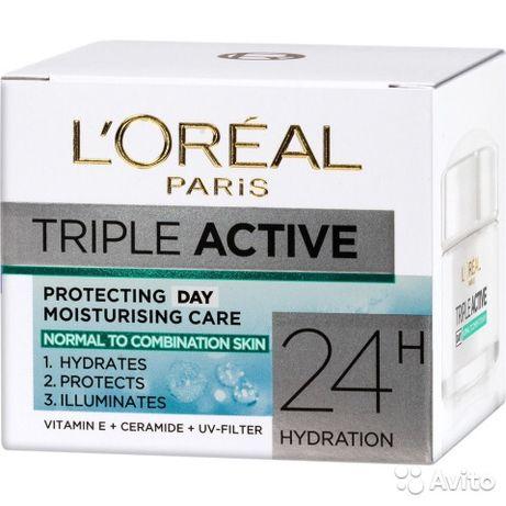 Крем L'Oreal Paris Dermo Expertise Triple