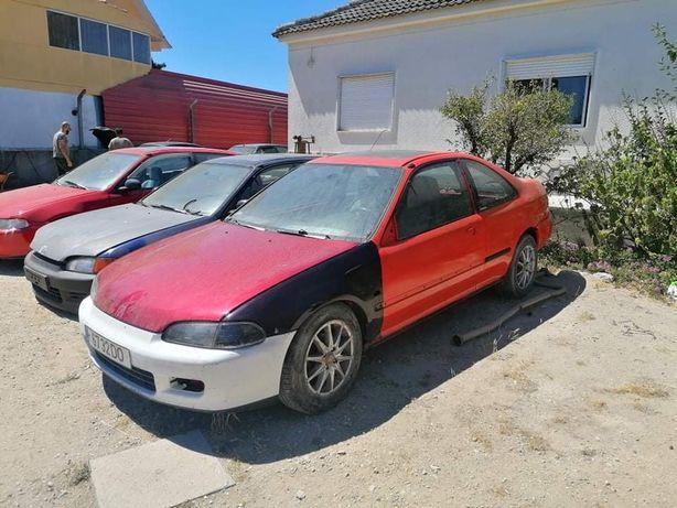 Honda ej1 d16 (com material)