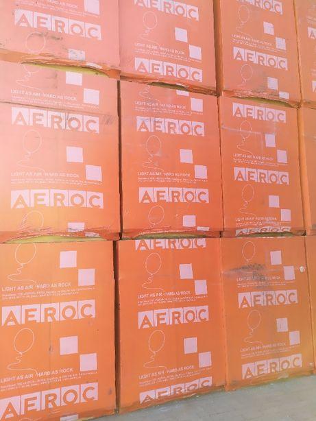 Газоблок Аерок, (aeroc, аэрок) піноблок, пеноблок, доставка/вигрузка