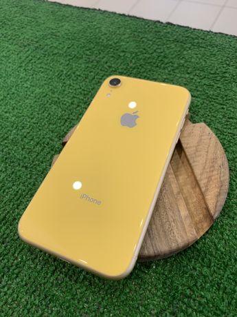 iPhone XR 128 Yellow  Гарантия 6мес Магазин Идеал