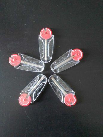 5 embalagens de pedras isqueiro Zippo