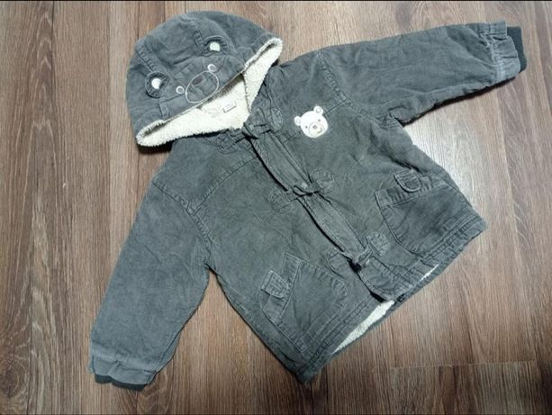 Легенька куртка на 1.5-2 р