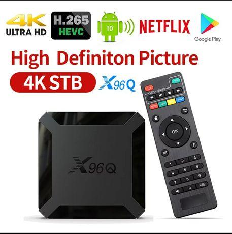 ⫸SmartTV X96Q 2GB/16Г СмартТВприставкаАндроїдБоксАндроидМиниminih96max