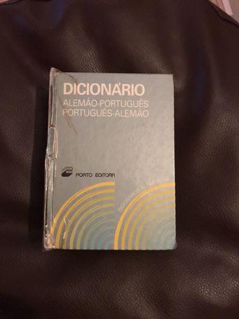 Dicionário Alemão Português e Português Alemão