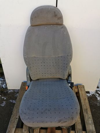 Fotel tył tylny lewy środkowy vw sharan ford galaxy seat alhambra