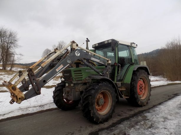 fendt farmer 308 turbomatic