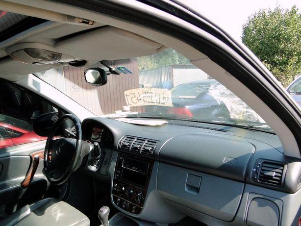 Mercedes ML W163 deska kokpit airbag 2000r