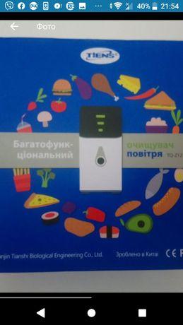 Озонатор, мультиочисник повітря і продуктів