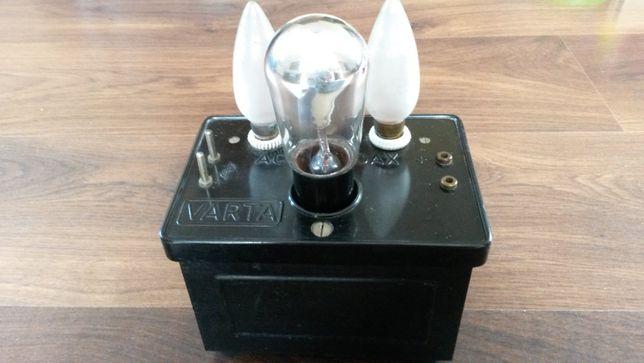 Radio - Prostownik Do Baterii - Żarówek VARTA