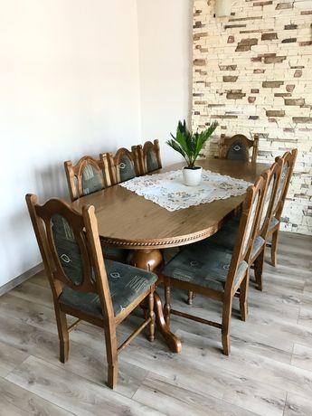 Stół rozkładany duży salon jadalnia kuchnia