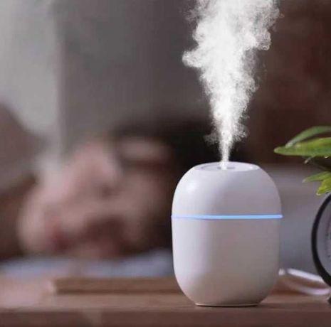 Nawilżacz oczyszczacz powietrza, air humidifier ultradźwiękowy