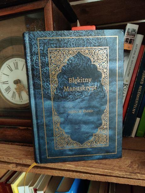 "Książka ""Błęktiny Manuskrypt"" Sabiha Al-Khemir"