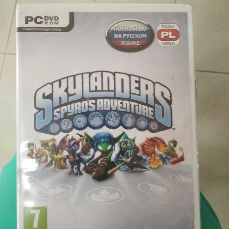 Компьютерная игра - Skylanders: Spyro's Adventure