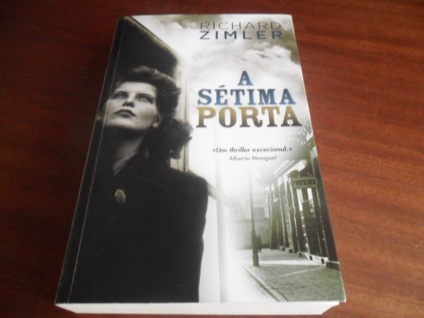 """A Sétima Porta"" de Richard Zimler"