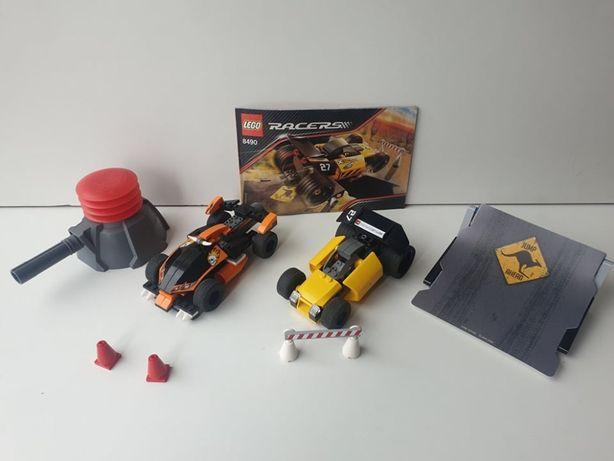 Samochody Lego