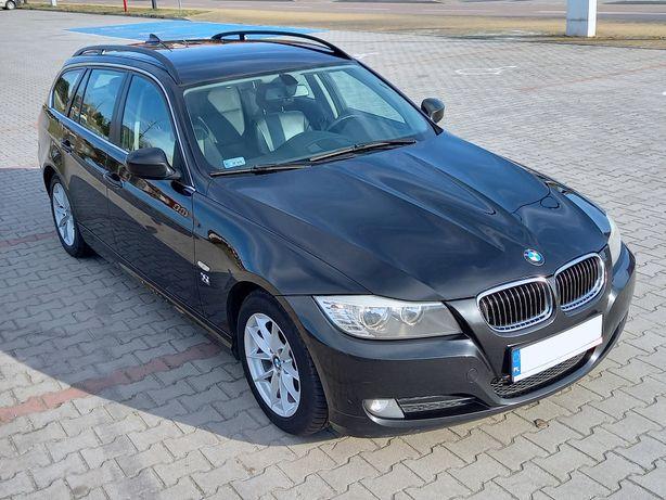 BMW e91 LIFT zadbany, NAVI, bluetooth