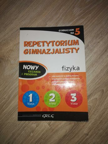 Repetytorium fizyka