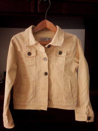 Котоновый пиджак куртка