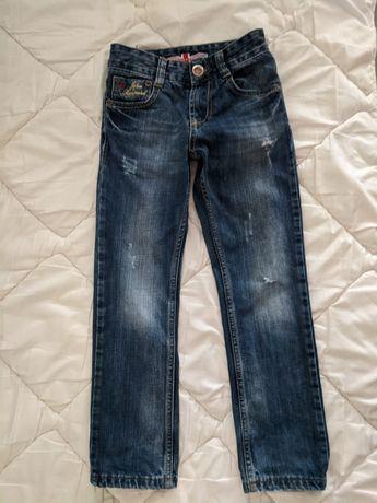 Турецкие джинсы, р.128