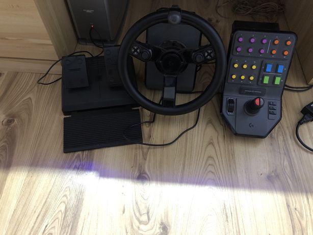 Kierownica LOGITECH G Saitek Farm Sim Controller (PC)