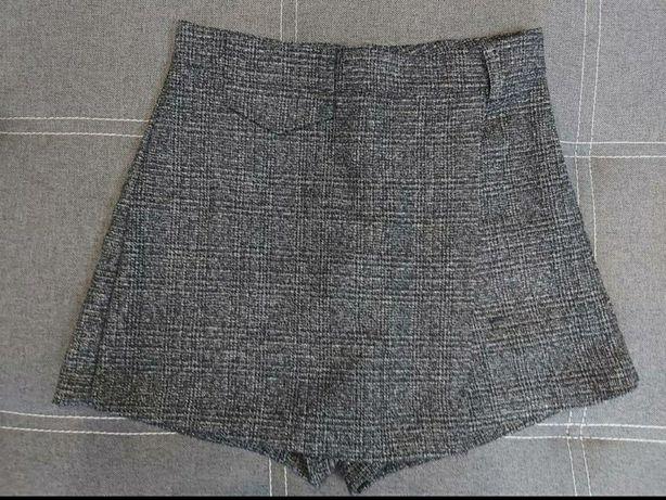 Шикарная юбка-шорты