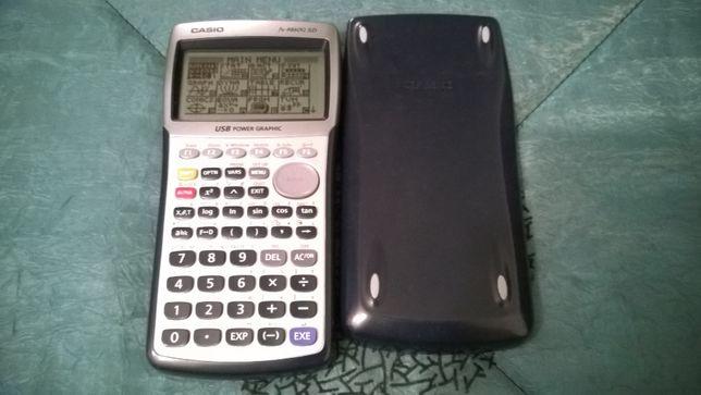 Calculadora Gráfica Casio FX-9860G SD