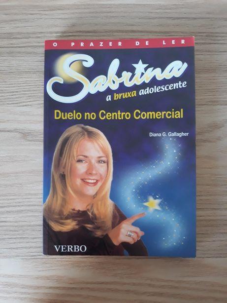 Sabrina Duelo no Centro Comercial