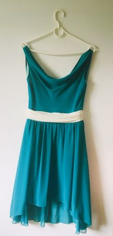 Sukienka B&B szyfonowa;