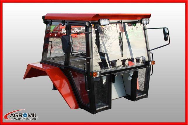 Kabina ciągnikowa do ciągnika MTZ 80-82 lux szyszka kabiny
