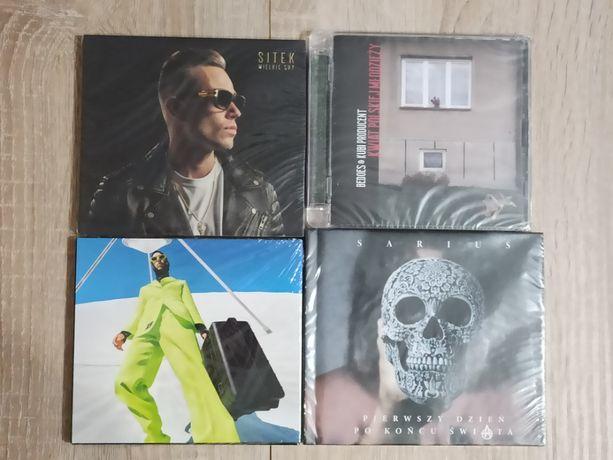 Nowe płyty płyta Sarius Żabson Bedoes White 2115 PLANBE SITEK