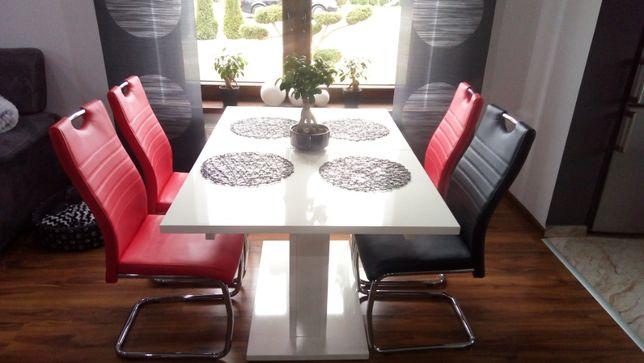 Krzesła do jadalni stan jak nowe!