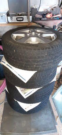 """Jantes + pneus 16"""" Mercedes"""