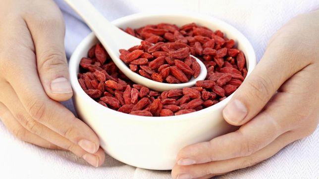 ⊛ 250 gramas de Bagas de goji secas ( excelente qualidade )