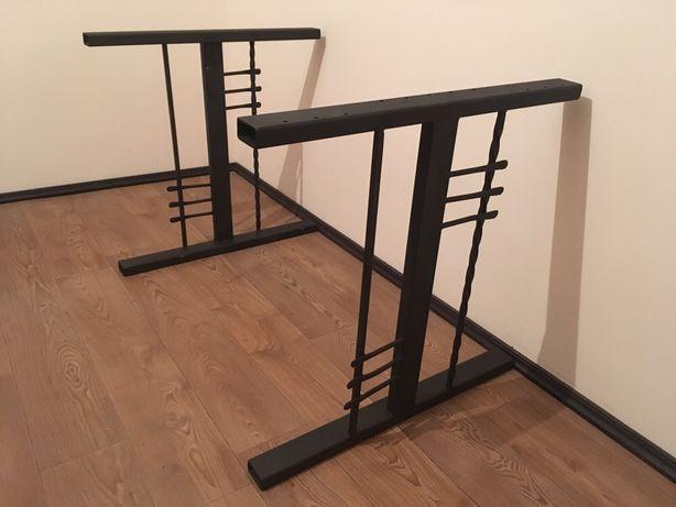 Опора для стола.Подстолье лофт.Стіл Loft.Металеві ножки для стола Лофт