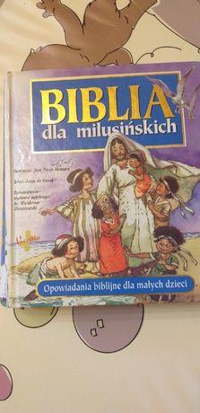 Biblia dla Milusińskich 3-6 lat