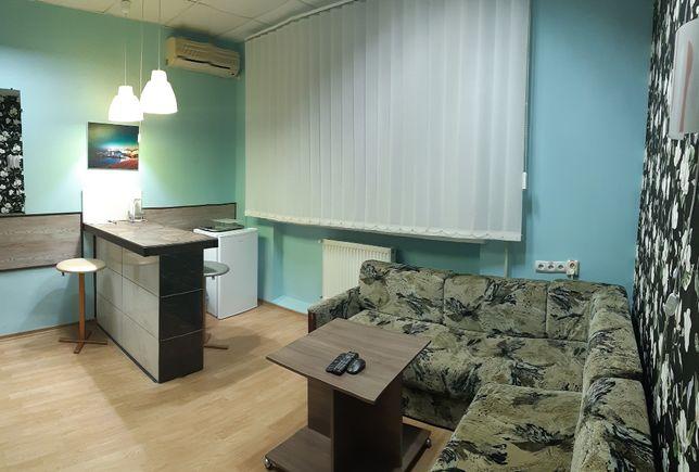 Посуточно апартаменты под ключ в апарт-отеле, центр Бердянск