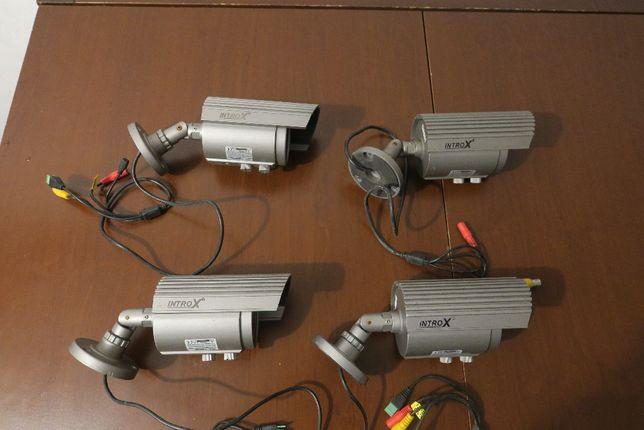 Kamera zintegrowana INTROX IN-901BIR30N 4 szt.