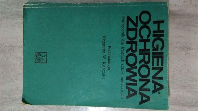 Higiena -ochrona zdrowia podręcznik szkoła medyczna, C. Korczak