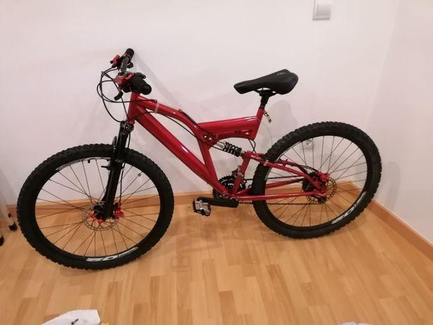 Vendo quadro Bicicleta com forqueta frontal
