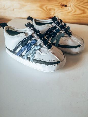 Niechodki buty niemowlęce