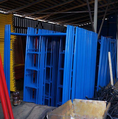 Комплект Будівельного Риштування 12х6 м (72 м2) - Строительные леса.