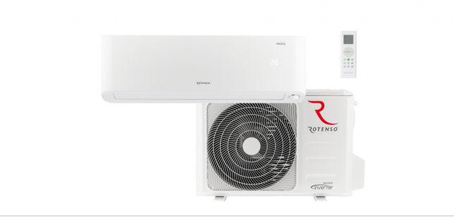 Klimatyzacja - Klimatyzator Rotenso Mirai 3,5Kw