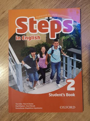 Steps in English 2 - podręcznik Oxford