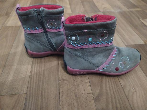 Ботинки демисезонная обувь 26 размер