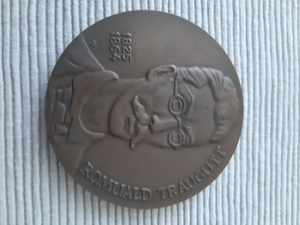 Medal R Traugutt
