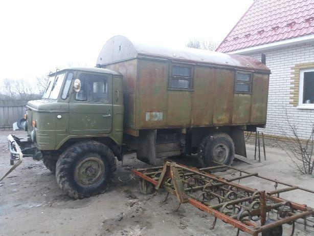 Продам ГАЗ-66 в робочому стані
