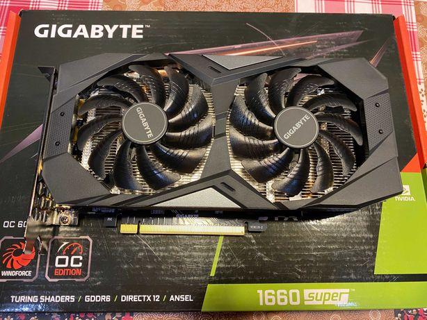 Видеокарта Gigabyte Geforce 1660 Super Windforce OC