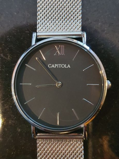 Relógio CAPITOLA Silver Mesh